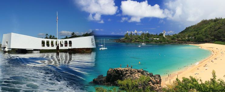 Pearl Harbor Oahu >> Pearl Harbor And Oahu Circle Island Tour